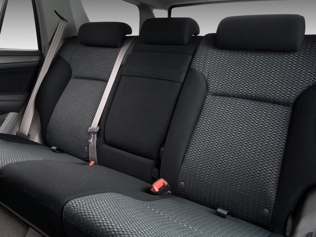 Toyota 4-Runner 40/60 Seats with an Armrest