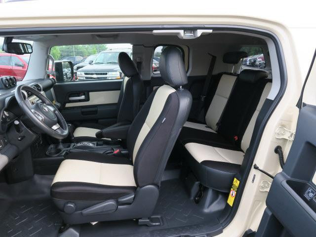 Toyota FJ Cruiser Captain Chair
