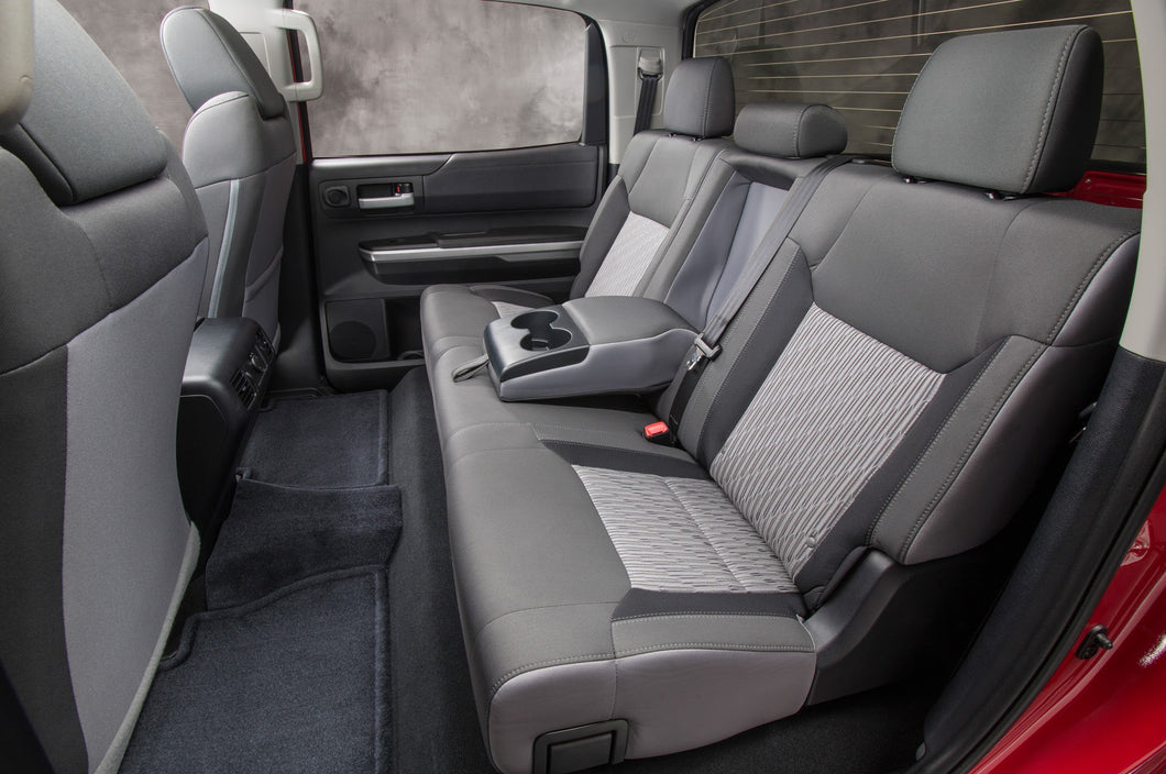 Toyota Tundra 60/40 Rear Seats with an Armrest (Crew Max)