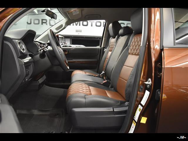Toyota Tundra 40/20/40 Front Seat