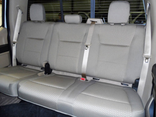 Ford F-150/250/350 Crew Cab 60/40 Rear Seat
