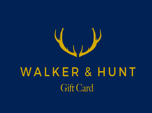 Gift Card Gift Card Walker & Hunt