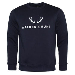 Navy Signature Sweatshirt