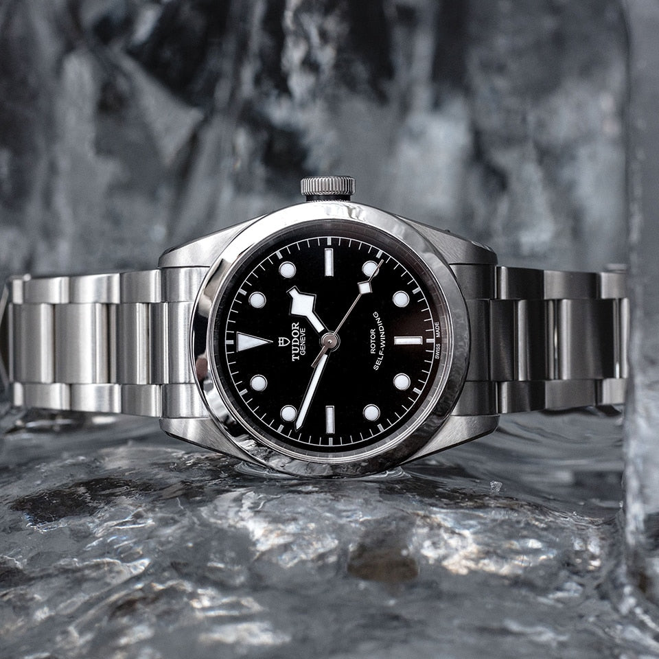 Tudor Black Bay - Rolex Explorer alternative