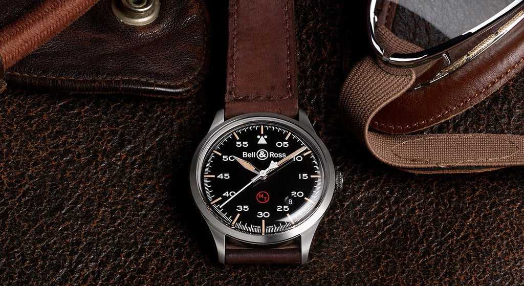 Bell & Ross BR V1-92 - Rolex Explorer Alternative