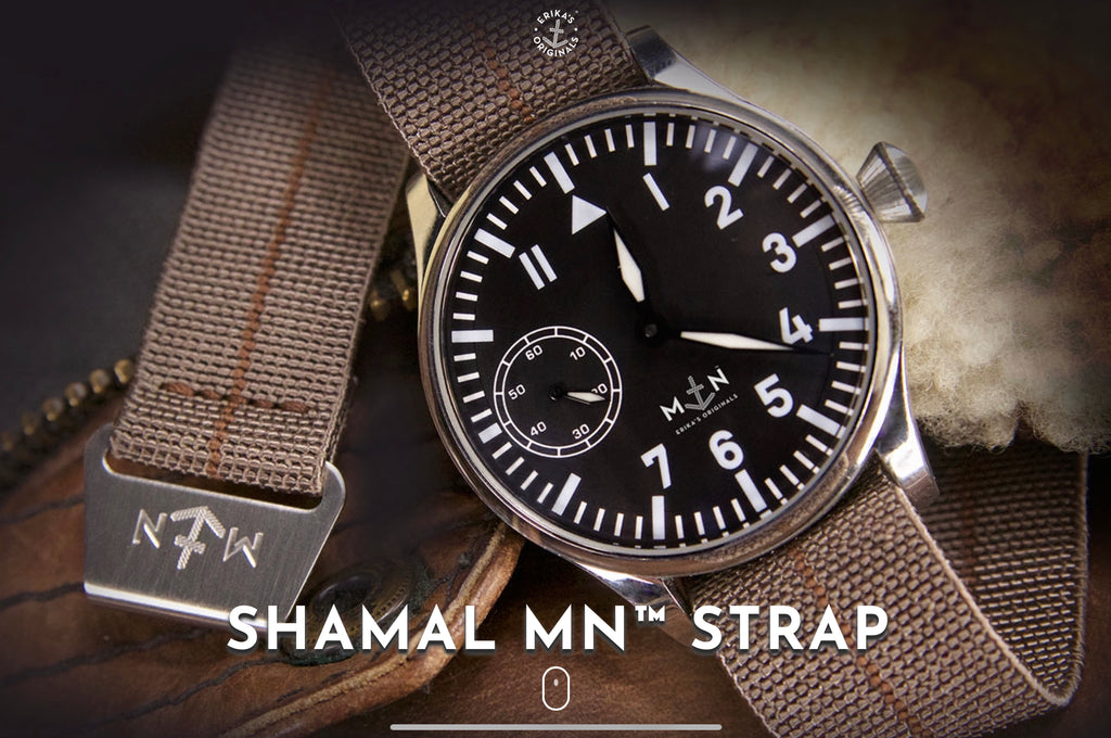 Erika's Original watch strap Shamal