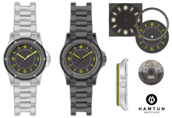 Hamtun Neon Automatic preview