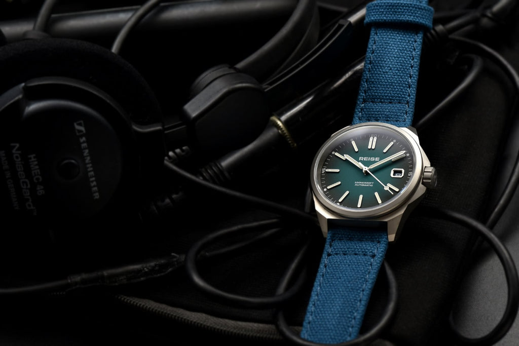 REISE Resolute canvas strap