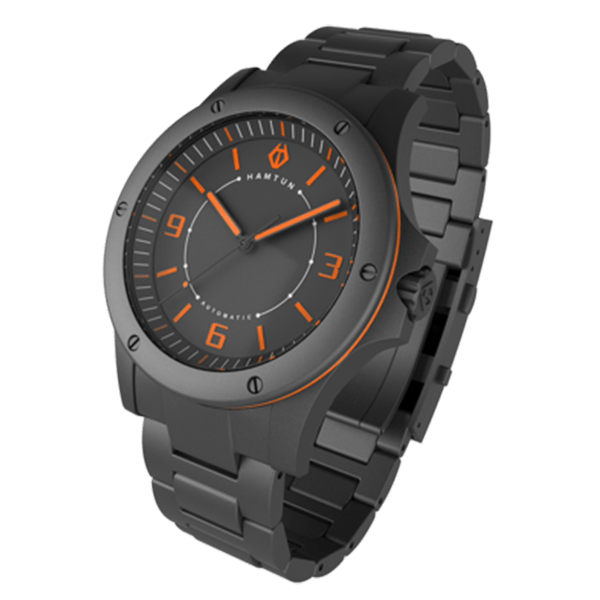 Dark Sunset - Hamtun Watches