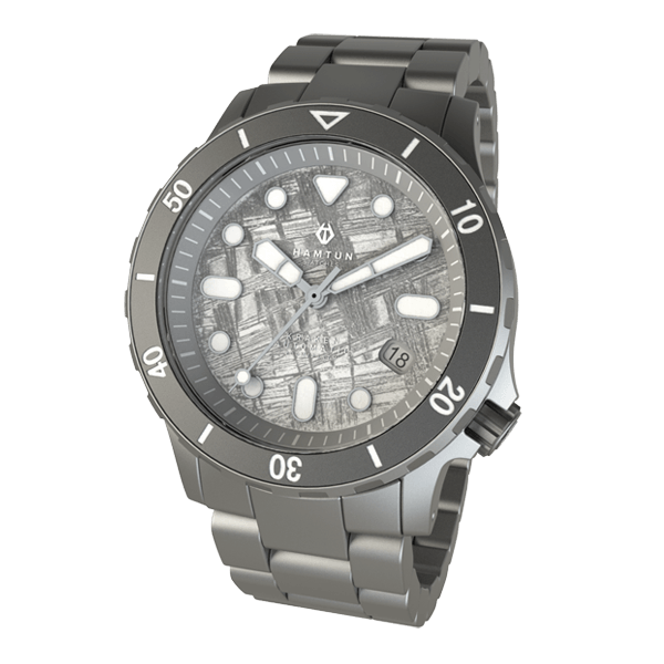 Kraken H2 Meteorite - Hamtun Watches