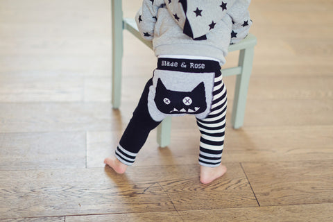 Blade & Rose Leggings - Crazy Cat