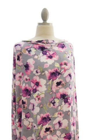 Covered Goods Multi-use Nursing Cover - Painted Floral