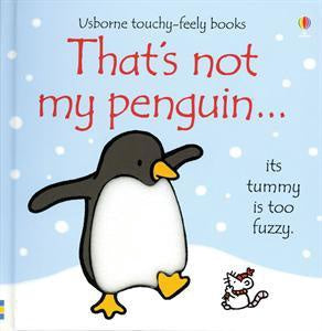 Usborne Touchy-Feely Book - That's Not My Penguin