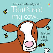 Usborne Touchy-Feely Book - That's Not My Cow