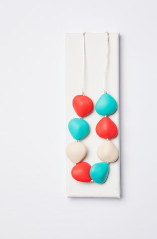Bijou Teething Necklace - Mandy