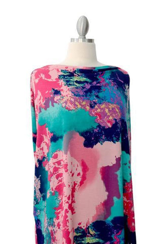 Covered Goods Multi-use Nursing Cover - Watercolor
