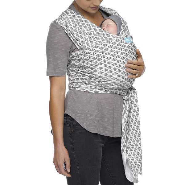 Bamboo Moby Wrap - Diamonds