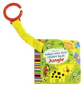 Usborne Baby's First Stroller Book - Jungle