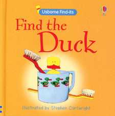 Usborne Find the Duck