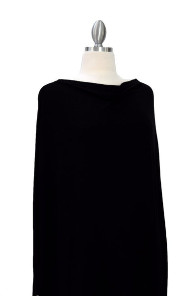 Covered Goods Multi-use Nursing Cover - Black