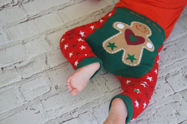 Blade & Rose Leggings - Red Gingerbread