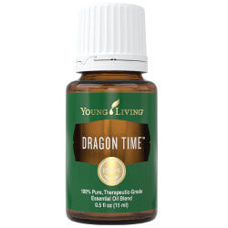 Dragon Time Essential Oil Blend - 15 ml