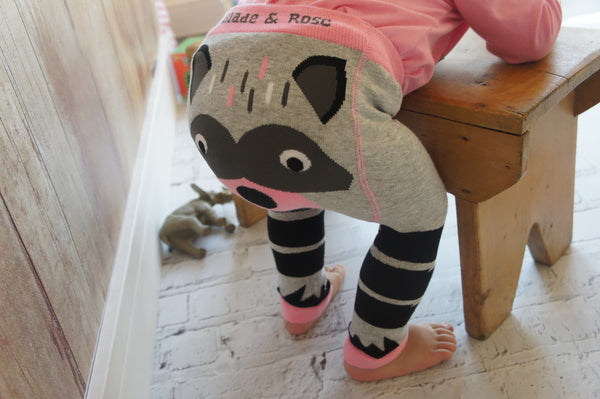 Blade & Rose Leggings - Raccoon