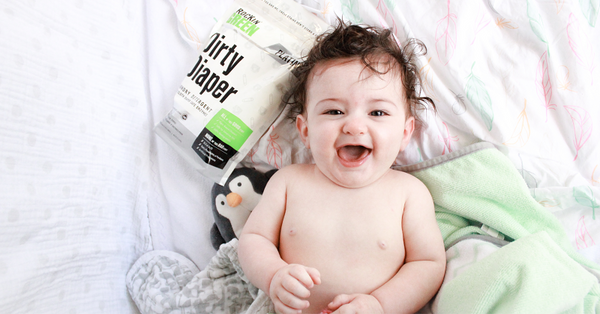 Rockin Green Platinum Series Dirty Diaper Detergent