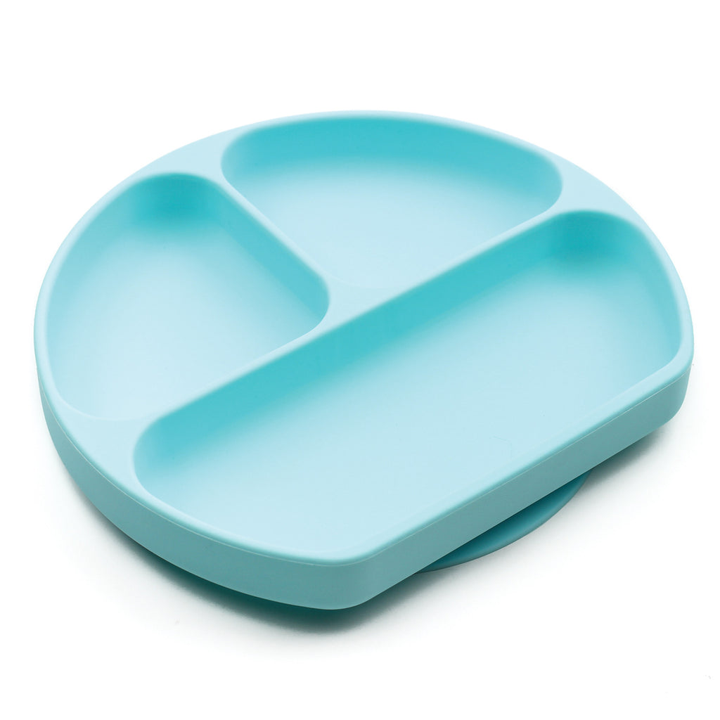 Silicone Divided Grip Dish