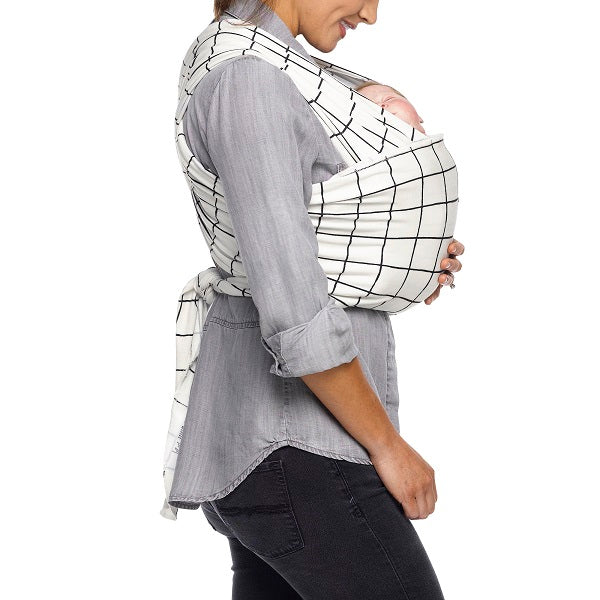 Bamboo Moby Wrap - Lattice