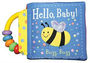 Hello, Baby! Buzz Buzz Book