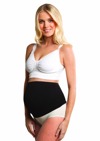 Seamless Maternity Support Band - Black