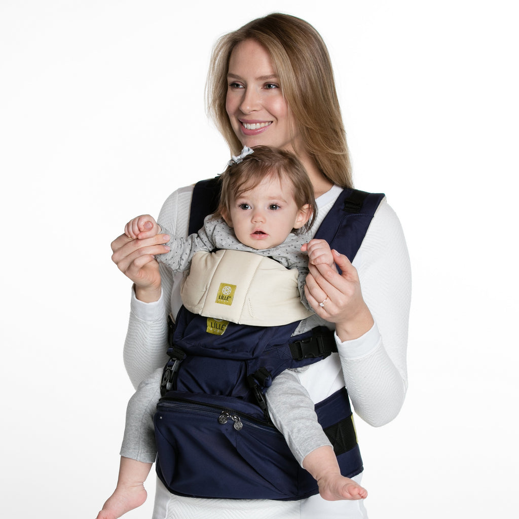 Lillebaby SeatMe Baby Carrier - Blue