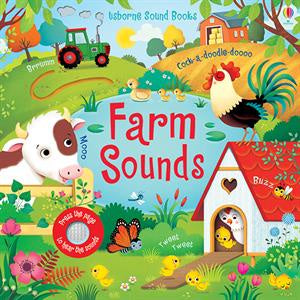 Farm Sounds Book