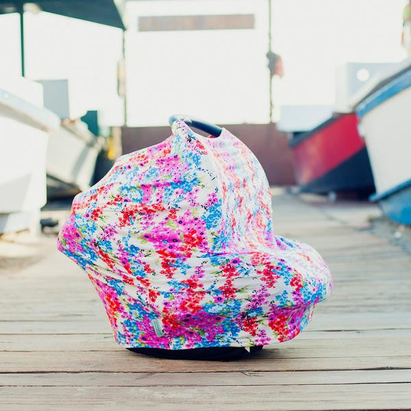 Covered Goods Multi-use Nursing Cover - Bouquet