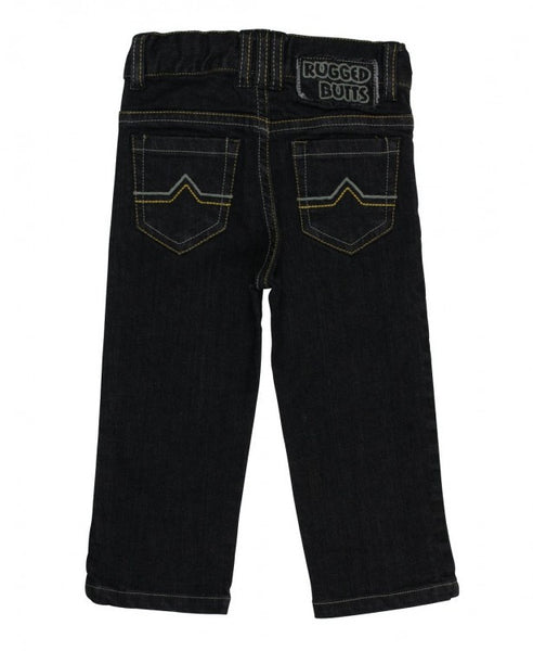 Rocker Black Wash Jeans