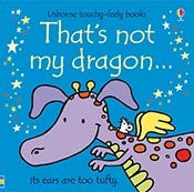 Usborne Touchy-Feely Book - That's Not My Dragon
