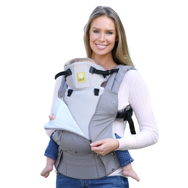 Lillebaby Complete All Seasons Baby Carrier - Stone