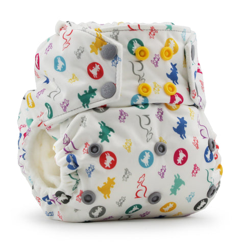 Rumparooz One Size Pocket Diaper -  Prints