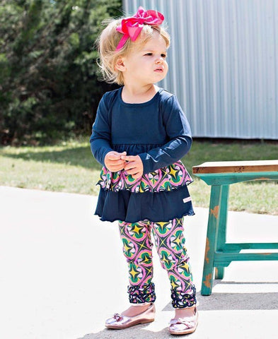 Day at the Park Everyday Ruffle Leggings
