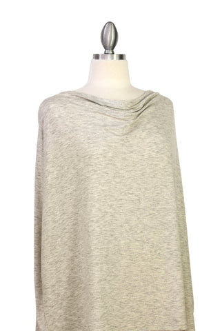 Covered Goods Multi-use Nursing Cover - Heather Gray