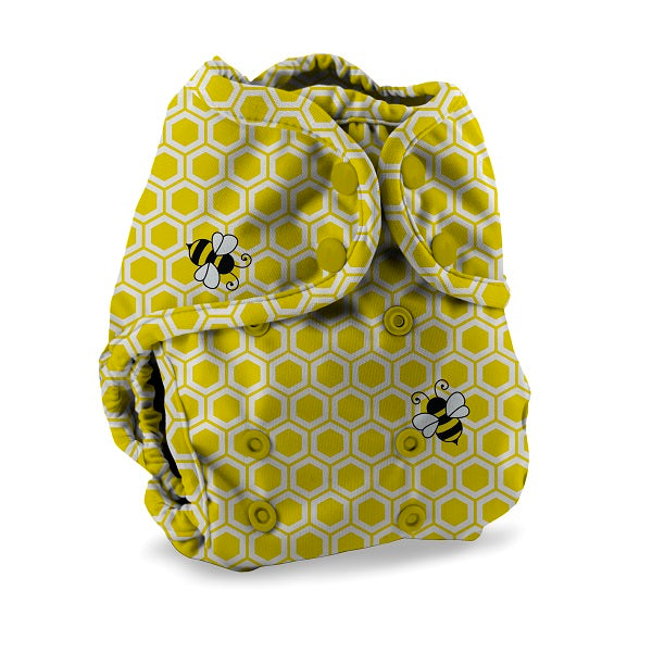 Buttons Super Diaper Cover - Prints