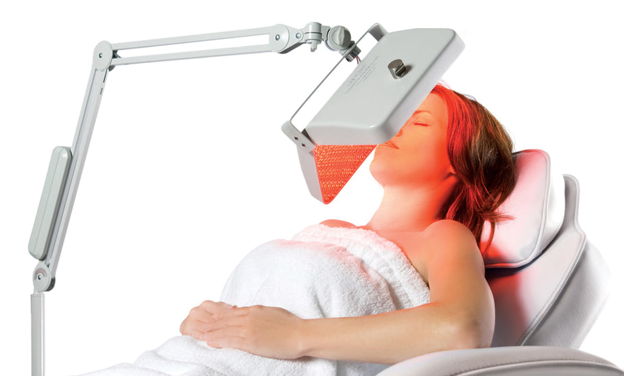 LED Facials for Anti-aging:  One small step for man, one giant leap for mankind