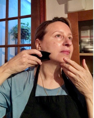 Facial Gua Sha Lessons and Kit
