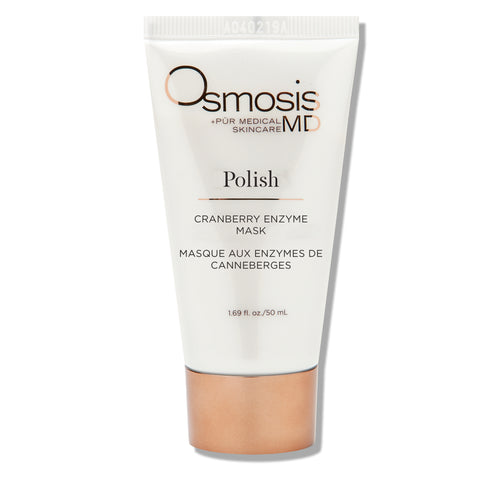 Osmosis Beauty Polish Cranberry Enzyme Mask