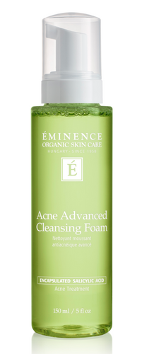 Advanced Acne Cleansing Foam