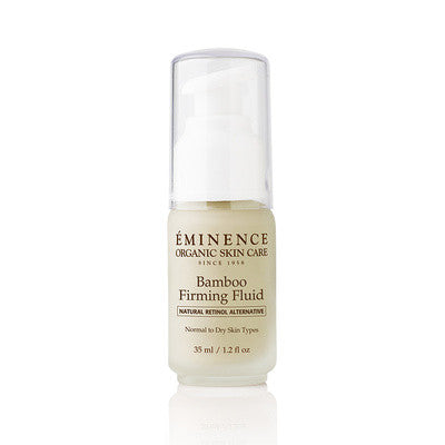 Bamboo Firming Fluid - Eminence Organic Skincare