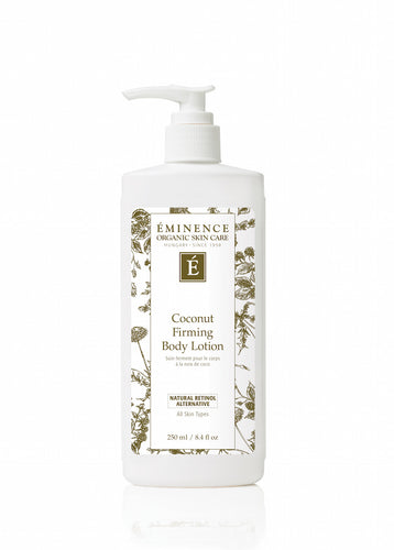 Coconut Firming Body Lotion - Eminence Organic Skin Care