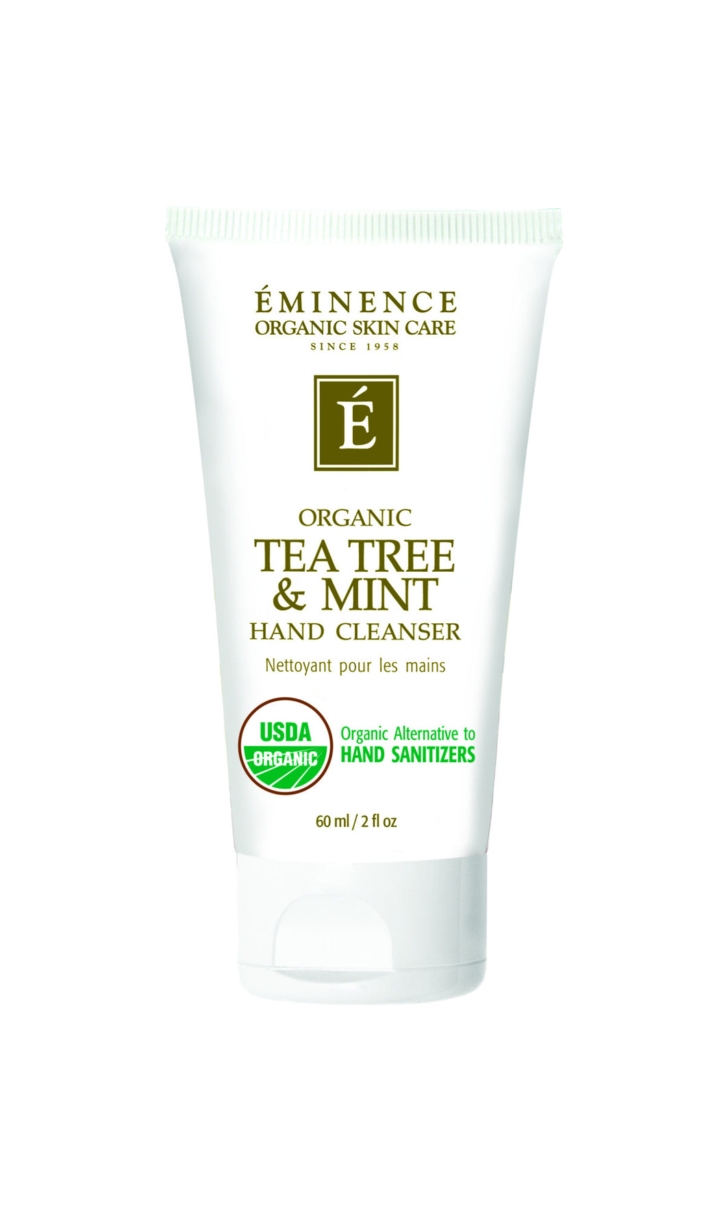 Tea Tree and Peppermint Hand Cleanser - Eminence Organic Skin Care