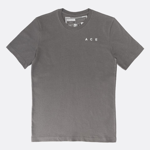 COMBAT HEAVY TEE - GREY